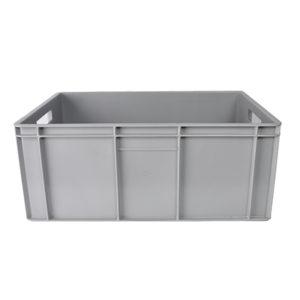 Caja de plástico resistente y apilable catalogo