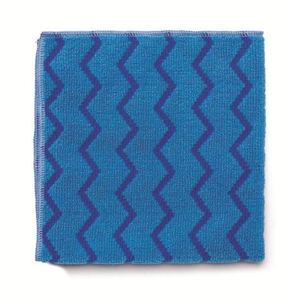 Limpiones De Microfibra Azul Rubbermaid Domicilios
