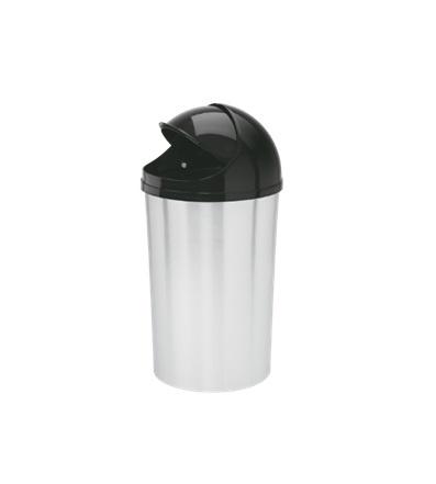 papelera metalizada 10 litros rimax barranquilla