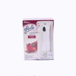 ambientador automatico glade manzana canela barranquilla