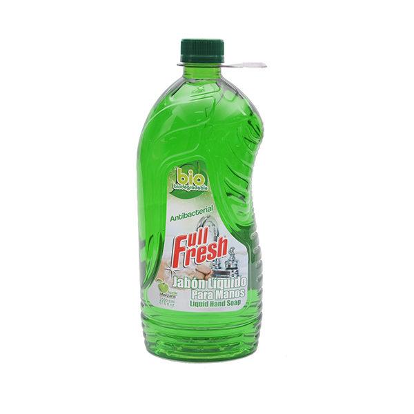 Jabón liquido para manos antibacterial domicilios