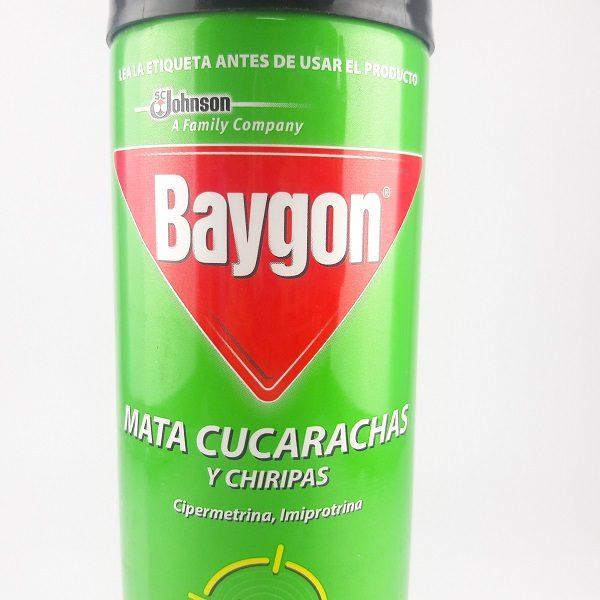 Mata cucarachas baygon grande.