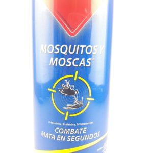Mata mosquito grande Baygon.