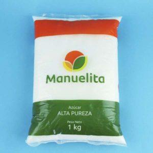 Azúcar alta pureza manuelita por 1 kilo barranquilla