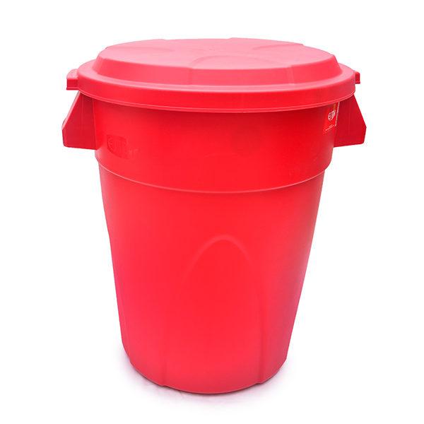 Contenedor grande Rojo plastico barranquilla