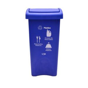 Papeleras residuos plásticos catalogo