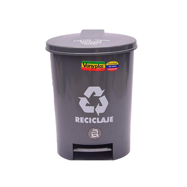 Papeleras para reciclaje vanyplass barranquilla