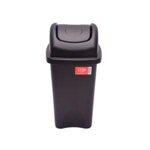 Papelera Negra estra 10 litros barranquilla