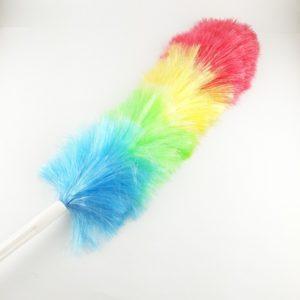 Quita polvo de colores marca pinto.