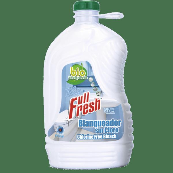 Blanqueador de galón sin cloro precio