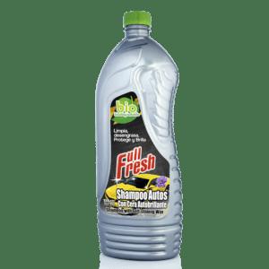 Shampoo para autos con cera barranquilla