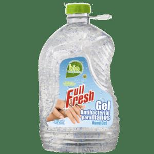 Gel antibacterialpara manos biodegradable domicilios