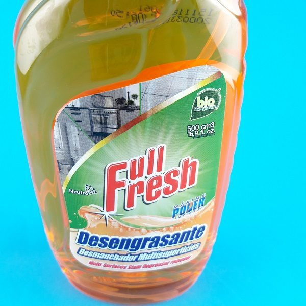 Desmanchador multisuperficies de 500 ml Fuller.