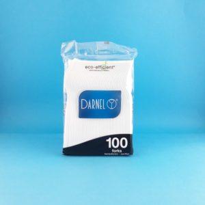 Tenedores desechables por 100 Barranquilla