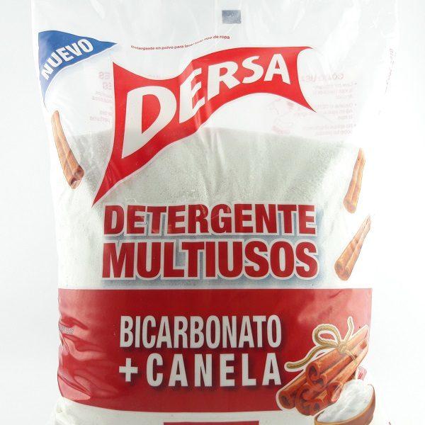 Detergente de bicarbonato