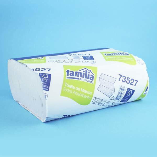 Toallas para manos extra absorbentes para dispensadores familia barranquilla