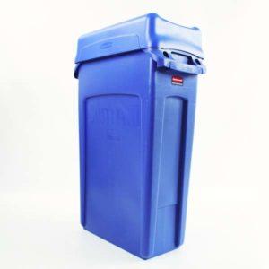 Canecas Azules para Reciclar Plástico barranquilla