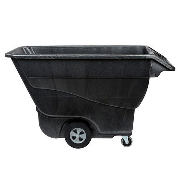 carro volcador sin tapa de 800 litros rubbermaid barranquilla