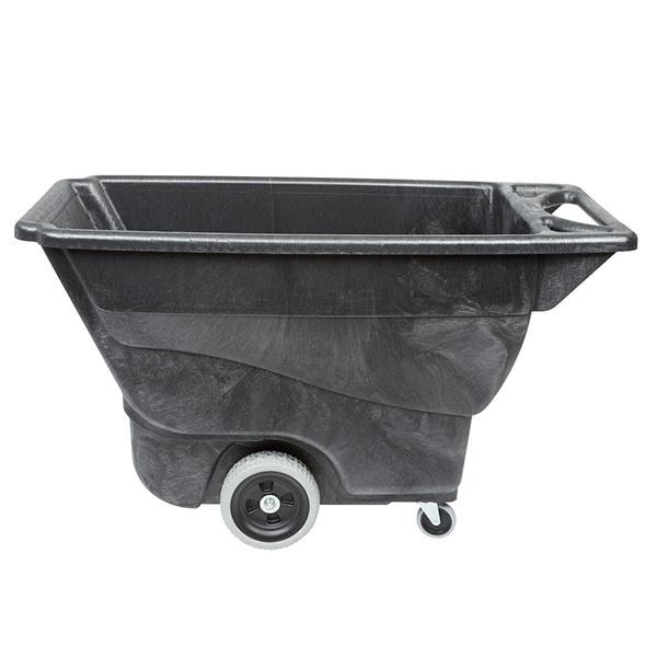 Carro contenedor de 400 litros para carga pesada rubbermaid barranquilla