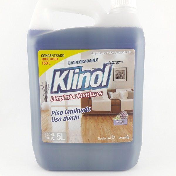 Desinfectante para pisos laminados
