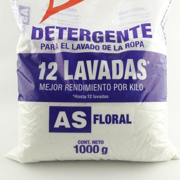 Detergente industrial en polvo