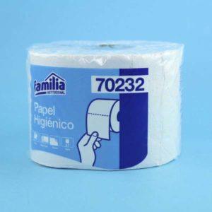 papel higienico rollo por 45 metros familia