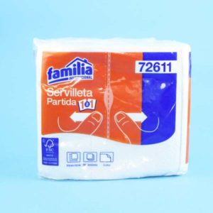Servilletas partidas 72611 Familia Barranquilla
