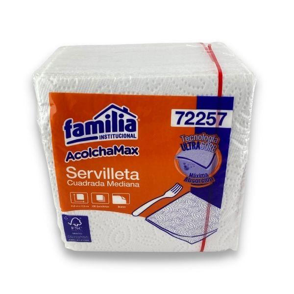 Servilleta-cuadrada-familia