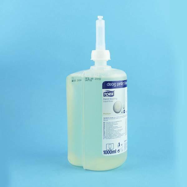 Jabón liquido para dispensadores familia