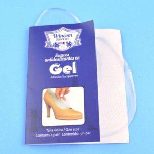Almohadillas en gel para zapatos