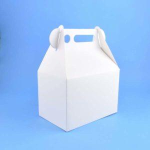 Caja Cartón menú infantil ecológico
