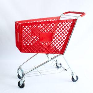 Canastas para supermercado grande barranquilla
