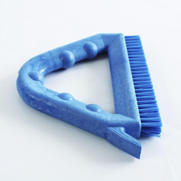 Cepillo azul limpia juntas domicilios