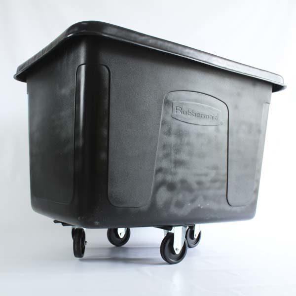 Contenedor para transporte lavanderia rubbermaid Barranquilla