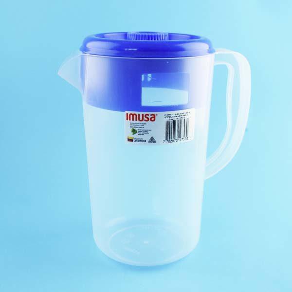 Jarra plástica de 2 litros Barranquilla
