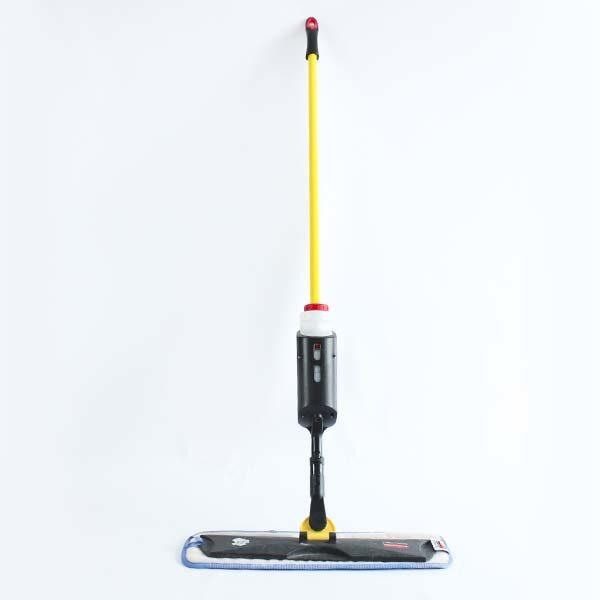 Trapeador limpiador para pisos con mopas de microfibra barranquilla