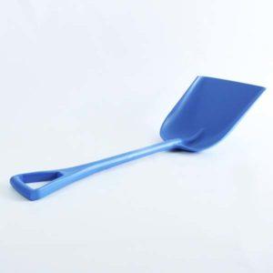 Pala plastica azul barranquilla