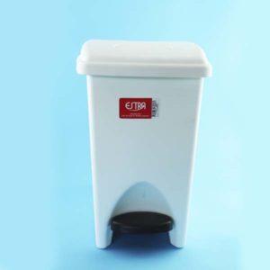 Papeleras de 10 litros blanca Estra catalogo
