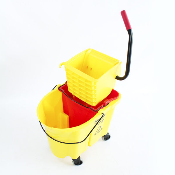 Balde escurridor rubbermaid
