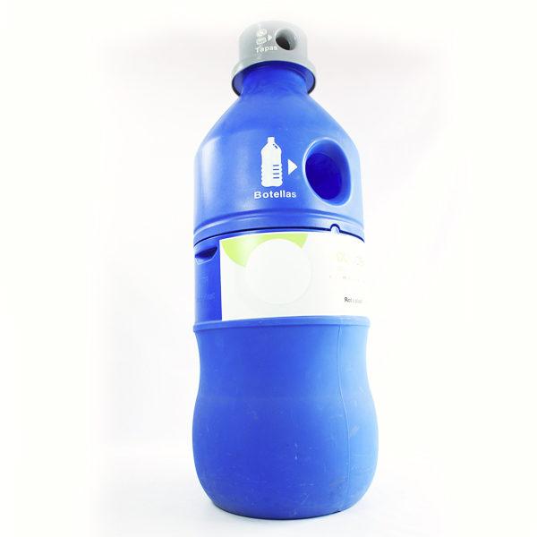 Ecobotella de 153 litros estra barranquilla