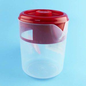 Jarra plástica transparente imusa barranquilla