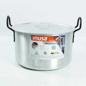 Ollas en aluminio de 54 litros imusa barranquilla