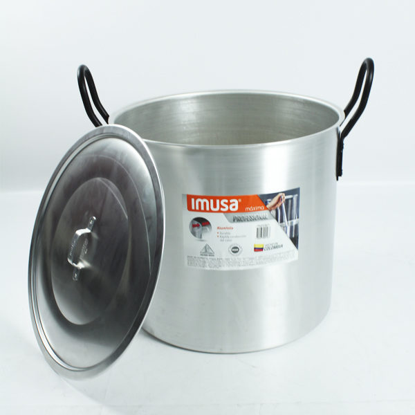 ollas profesionales en aluminio imusa