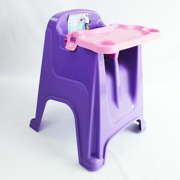 Silla comedor para niños con bandeja removible rimax