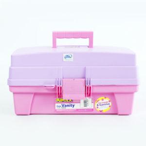 Caja organizadora para maquillaje rimax