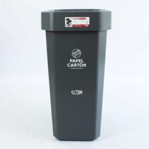 Papeleras de 53 litros marca estra