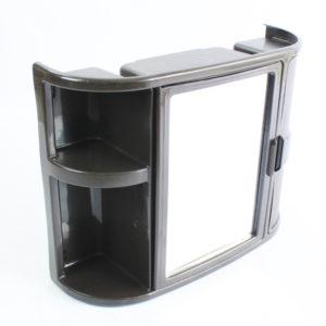 Gabinetes con espejo wengue rimax barranquilla