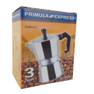 Cafétera Primula Express 3 Tazas