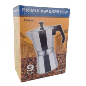 Cafétera Primula Express 9 Tazas