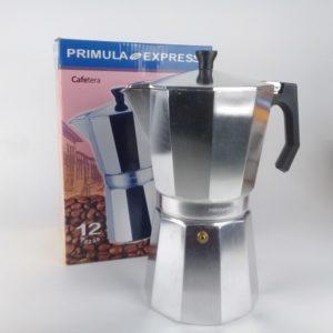 Caféteras Italianas Primula Express 12 Tazas